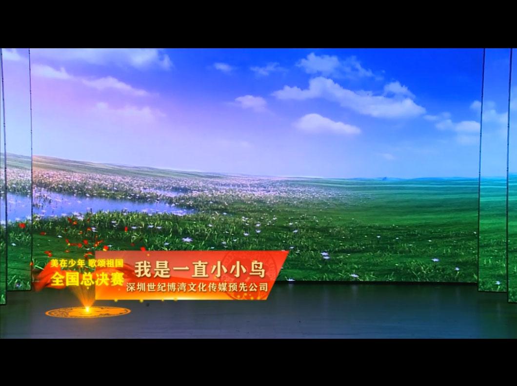 我是一只小小鸟-深圳世纪博湾文化传媒有限公司